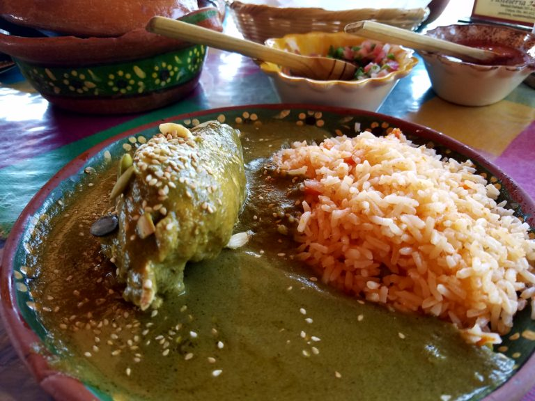 The Complexity of Mole- Real Mexican Cuisine