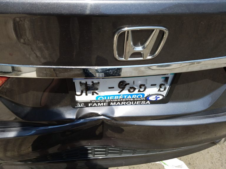 Our Experience with Mexican Car Insurance after an Accident