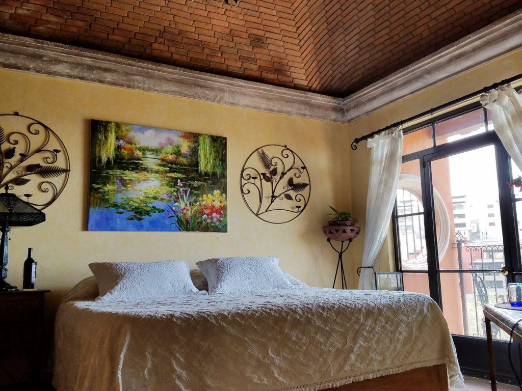 Room Cielos at Hotel Boutique Casa Angelitos