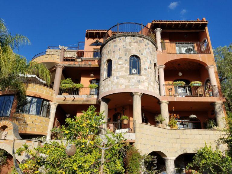 Stunning Views at Hotel Boutique Casa Angelitos