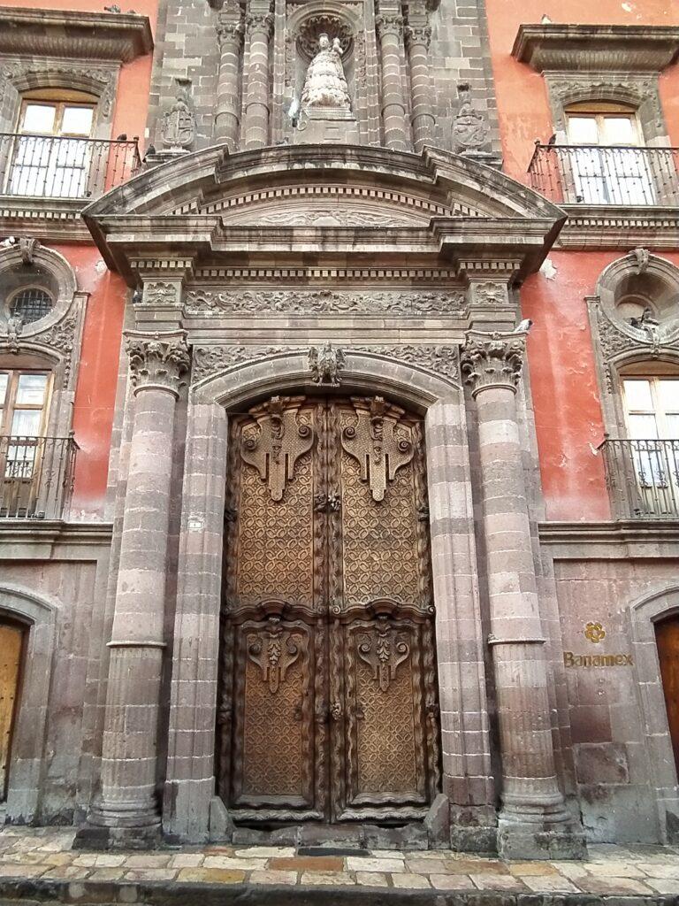 Casa del Mayorazgo de la Canal Citibanamex, San Miguel de Allende