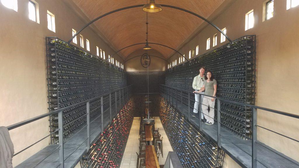 San Lucas Wine Room near San Miguel de Allende, Mexico