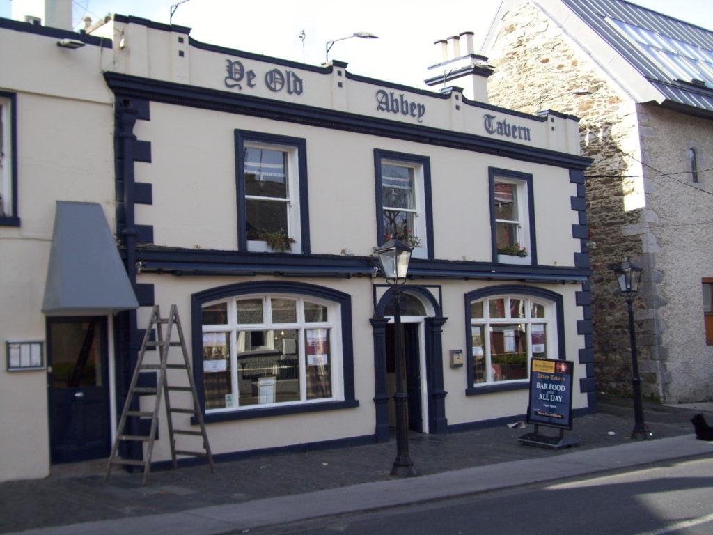 De Old Abbey Tavern, Howth, Ireland