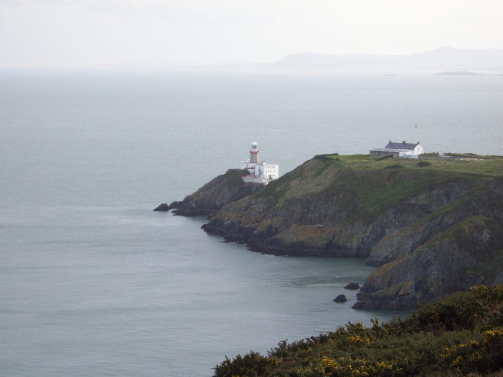 Bailey Lighthouse on Howth Head, Howth, Ireland