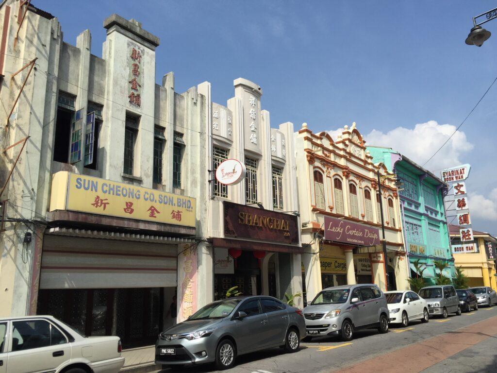 Campbell Street, Penang