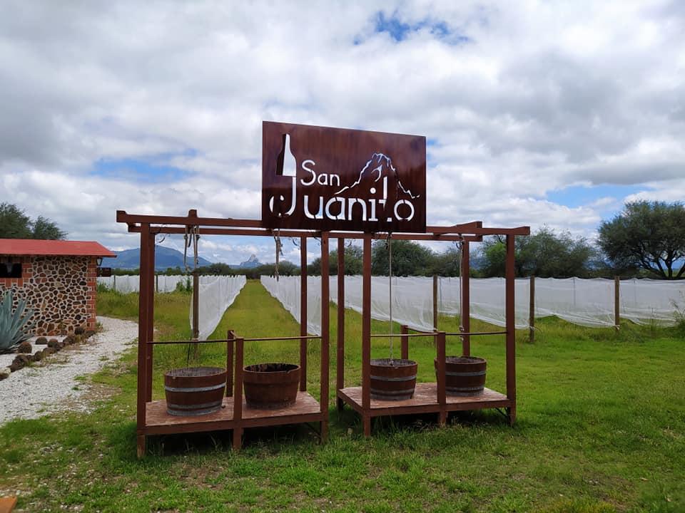 San Juanito Winery, Queretaro, Mexico