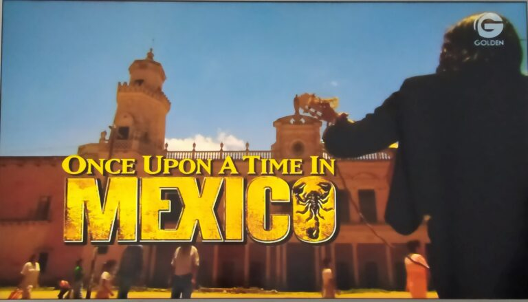 Once Upon a Time in Mexico Film Locations