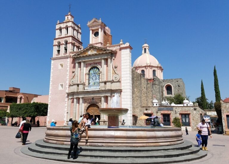 A Taste of Mexican Life in Tequisquiapan