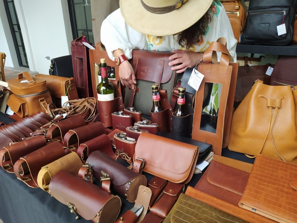 Leather products by www.monteblanco04.com in Leon, Mexico